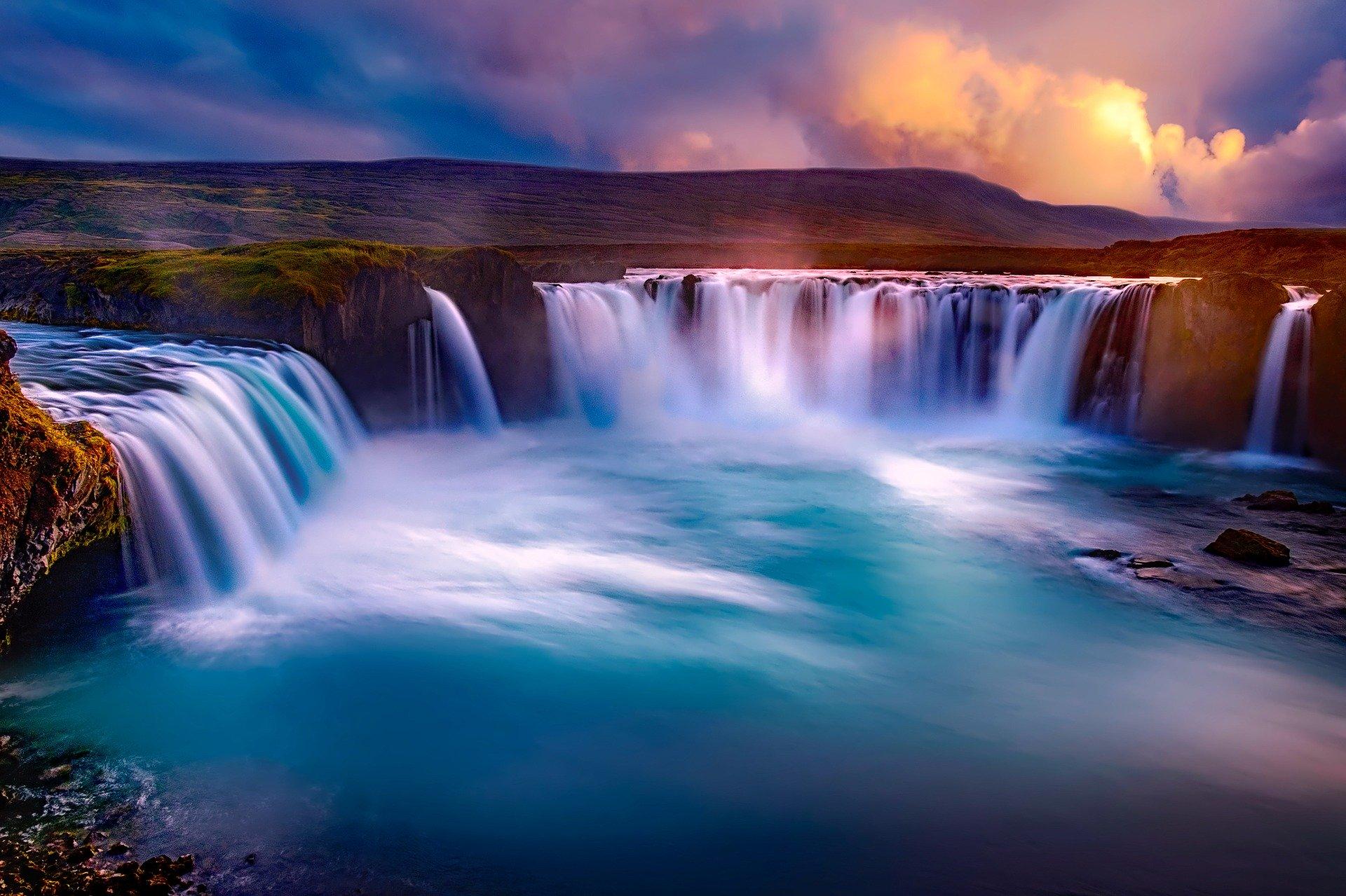 Wasserfall Modell